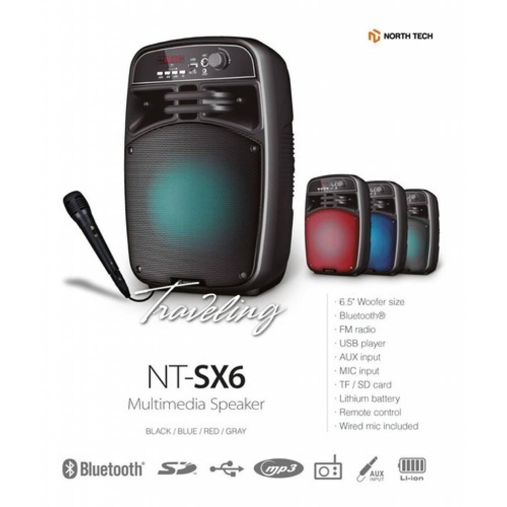 Parlante North Tech NT-SX6