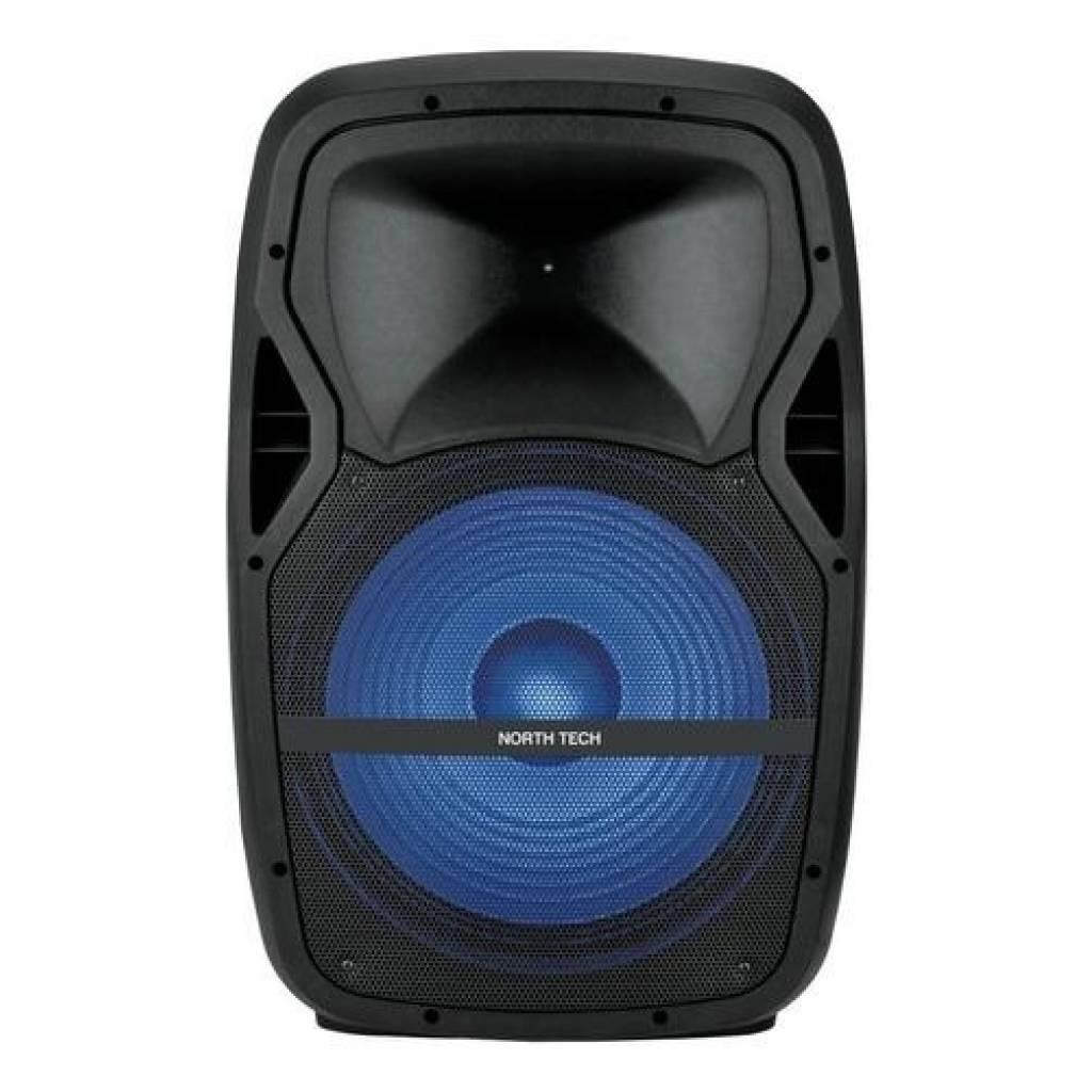 Parlante Profecionel North Tech  NT-SX165 Micrófono Inalámbrico