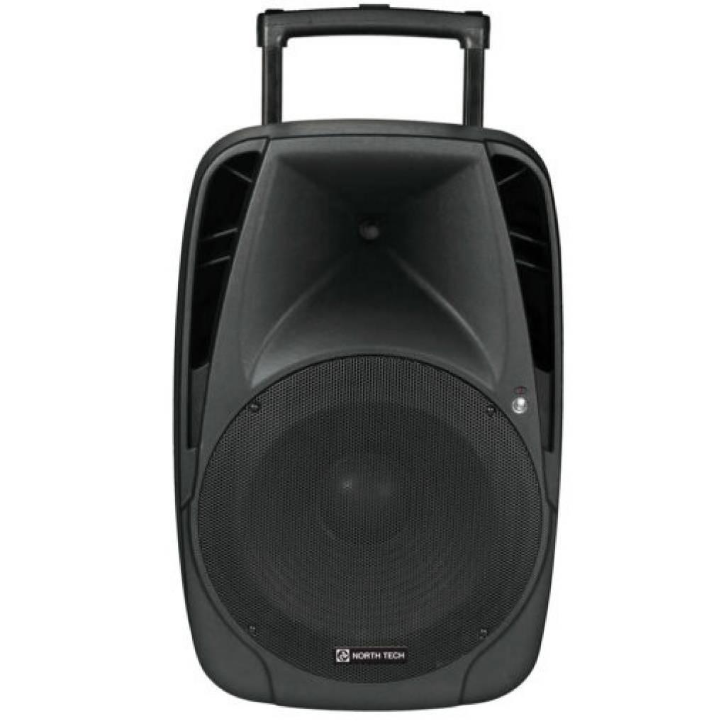 Parlante Profecionel North Tech  NT-SX200 Micrófono Inalámbrico